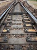 Crossway spoorweg Stock Fotografie