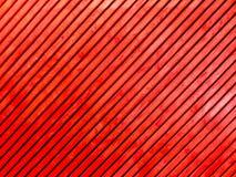 Crosswise wood pattern interior indoor Stock Images