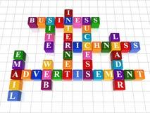 Crossword 18 - web advertisement