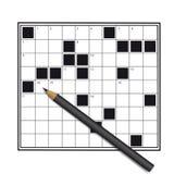 Crossword Stock Photos