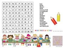 crossword Fotos de Stock
