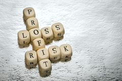 crossword photos stock