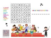 Crossword Stock Photography