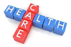 Crossword Health Care Stock Photo
