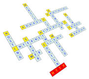 Crossword of http Royalty Free Stock Image