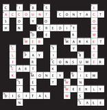 Crossword www Stock Photos