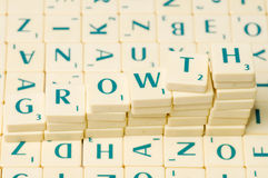 crosswords Obrazy Stock