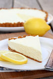 Crostata del limone Immagine Stock