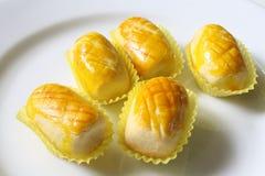 Crostata dell'ananas Immagini Stock Libere da Diritti