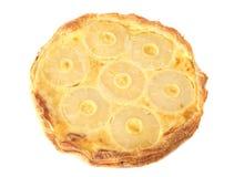 Crostata dell'ananas Immagine Stock Libera da Diritti