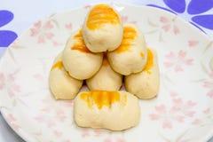 Crostata dell'ananas Immagini Stock