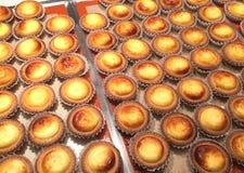 Crostate del formaggio Fotografia Stock