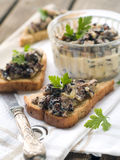 Crostini Stock Photos