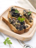 Crostini Royalty Free Stock Photography