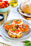 Crostini Royalty Free Stock Image