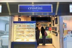 Crostiniwinkel in Hongkong Stock Afbeeldingen
