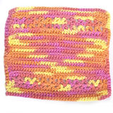 Crotched Dishcloths Royalty Free Stock Photo