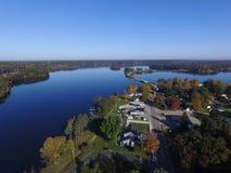 Croton, Michigan Imagens de Stock Royalty Free