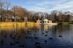 Crotona Park 89 Royalty Free Stock Photos