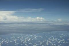 Crouds clairs de ciel photographie stock