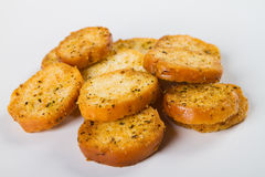 Crouton royalty free stock photo