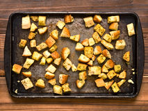 Crouton Stock Images