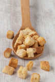 Croutons Royalty Free Stock Photo