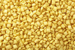 Croutons as a backgroung Royalty Free Stock Photos