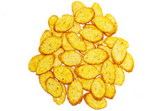 Croutons royalty free stock photography