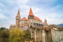 Crovinilor Castle in Hunedoara region of Romania Royalty Free Stock Image