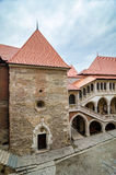 Crovinilor Castle in Hunedoara Romania Royalty Free Stock Photography