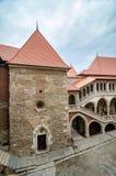 Crovinilor Castle in Hunedoara Romania royalty free stock photography
