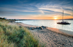 Crow Point at Sunrise Royalty Free Stock Photos