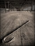 Crowbar, Abandoned Cotton Mill Royalty Free Stock Photo