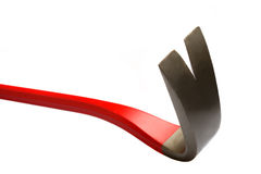 Crowbar Royalty Free Stock Photography