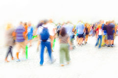 Crowd. Stock Photography