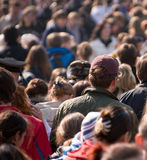 Crowd Royalty Free Stock Photos