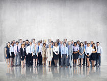 Crowd Business People Colleague Community Togetherness Team Conc Stock Photography