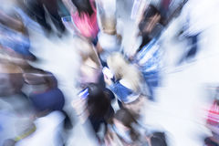 Crowd Royalty Free Stock Images
