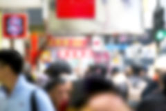 Crowd of people blur background Royalty Free Stock Images