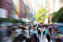 Crowd People Stock Photography