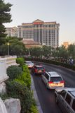 Crowded area in Las Vegas Royalty Free Stock Photography