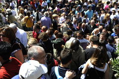 Crowded Stock Images