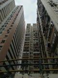Hong Kong Buildings stock photography