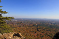 Crowders Mountain State Park Royalty Free Stock Images