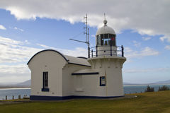 Crowdy Head lighthouse, NSW Stock Image
