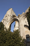 Crowland Abbey Stock Image