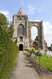 Crowland Abbey Royalty Free Stock Image