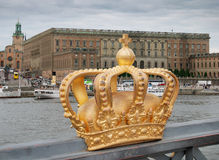 Crown. Stock Images