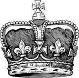crown Fotografia Stock